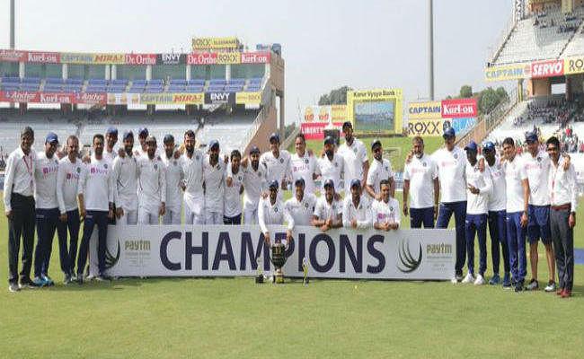 INDvsSA: टीम इंडिया की जीत का राज: भाड़ में जाए पिच, 20 विकेट लेने की जरूरत, शास्त्री ने कही ये बात