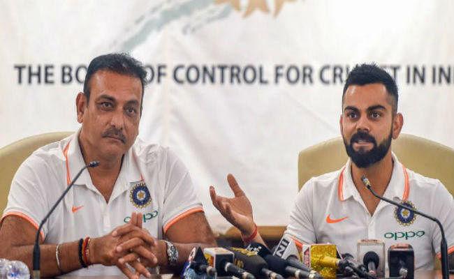 रांची टेस्ट जीतने के बाद बोले रवि शास्त्री, ''भाड़ में जाए पिच''