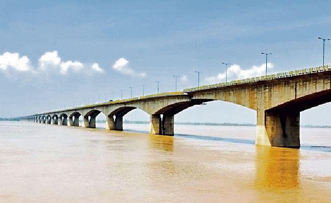 गांधी सेतु के समानांतर नये पुल का खुला टेंडर, चीन की कंपनियों को पाटर्नर नहीं रखने का निर्देश