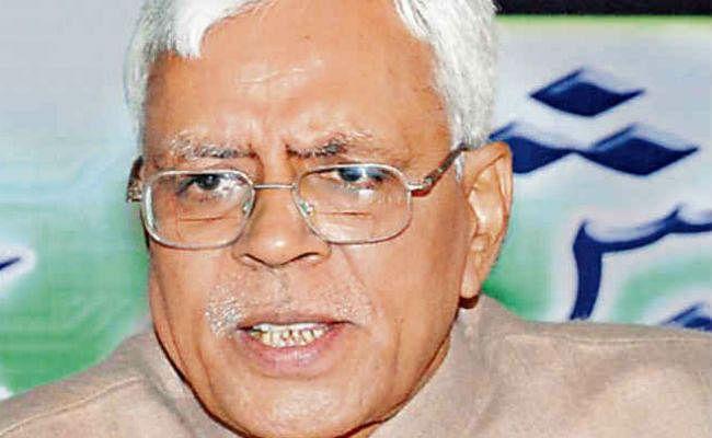 शिवानंद ने छोड़ा उपाध्यक्ष का पद, कहा-मन से थक गया हूं