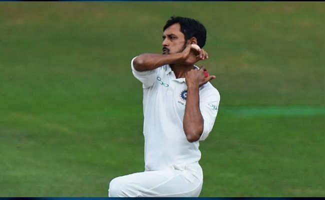 INDvsSA डेब्यू मैच में ''चौका'': 15 साल की उम्र में रणजी, नदीम के सपने के लिए बड़े भाई ने छोड़ दी क्रिकेट