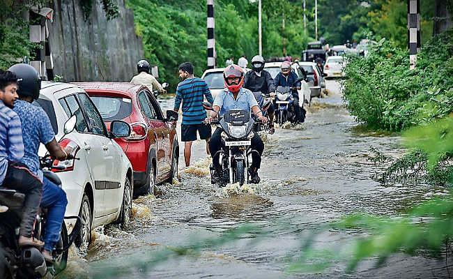 मौसम पूर्वानुमान : बारिश बिगाड़ेगी दीपावली की रौनक, ऑरेंज अलर्ट जारी