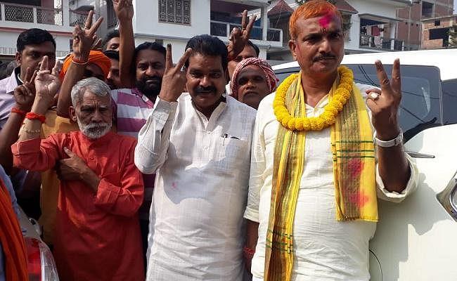 बिहार उपचुनाव परिणाम : जदयू को बड़ा झटका, दरौंदा में पहले ही राउंड से बढ़त बनाये रहे कर्णजीत सिंह