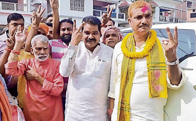 उपचुनाव में एनडीए को झटका : बेलहर व सिमरी में राजद, नाथनगर में जदयू, किशनगंज में ओवैसी का उम्मीदवार जीता