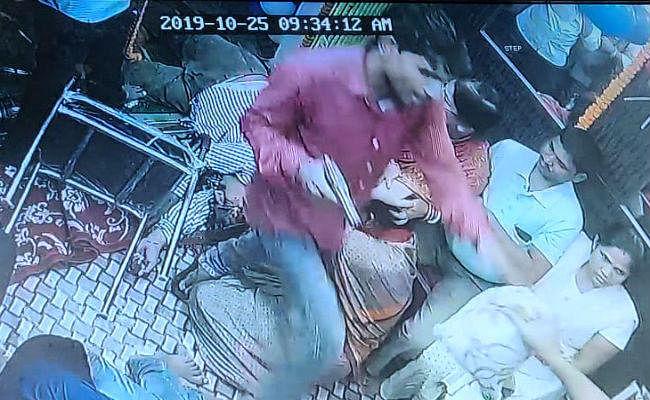 पटना : धनतेरस की रात ज्वेलरी शॉप में लाखों की डकैती, मकान मालिक की हत्या