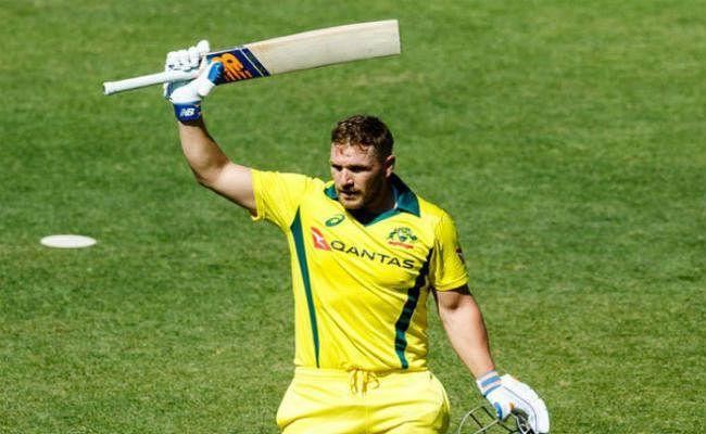 श्रीलंका के लिये ऑरोन फिंच फिट, टाई टी20 शृंखला से बाहर