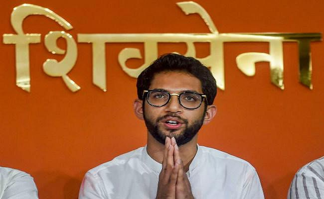 शिवसेना के नवनिर्वाचित विधायकों ने आदित्य ठाकरे को मुख्यमंत्री बनाने की मांग की