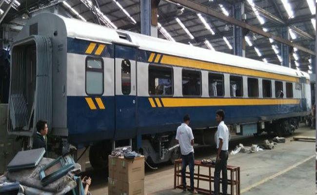Coaches को हल्का बनाकर Trains की स्पीड बढ़ाने की टेक्नोलॉजी डेवलप करने का दावा, जानें...