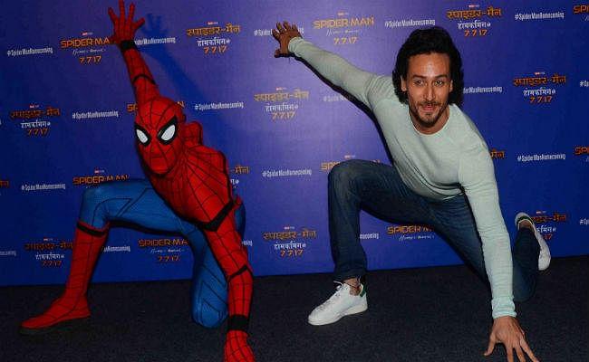 Rambo के बाद अब Spiderman बनना चाहते हैं बॉलीवुड के TIGER