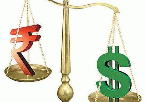 डॉलर के मुकाबले रुपया 6 पैसे गिरा