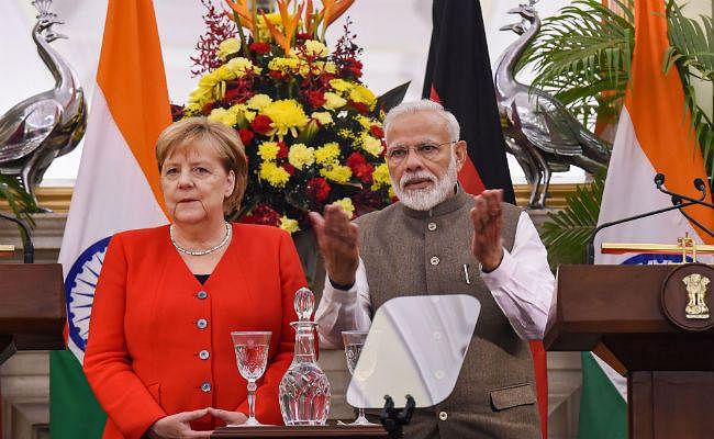 PM मोदी ने कहा- आतंकवाद के खिलाफ भारत-जर्मनी मिलकर साथ लड़ेंगे
