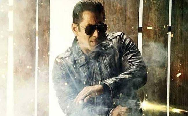 सलमान खान ने शुरू की फिल्म ''राधे'' की शूटिंग