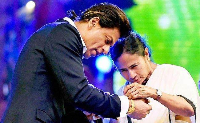 ममता ने शाहरुख खान को दी जन्मदिन की बधाई, फिल्म महोत्सव में शामिल होंगे किंग खान