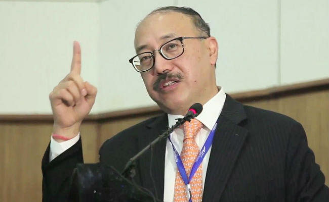 US में भारत के राजदूत हर्षवर्द्धन शृंगला ने कहा, कश्मीर मसले पर ट्रंप प्रशासन ने बहुत समझदारी दिखायी