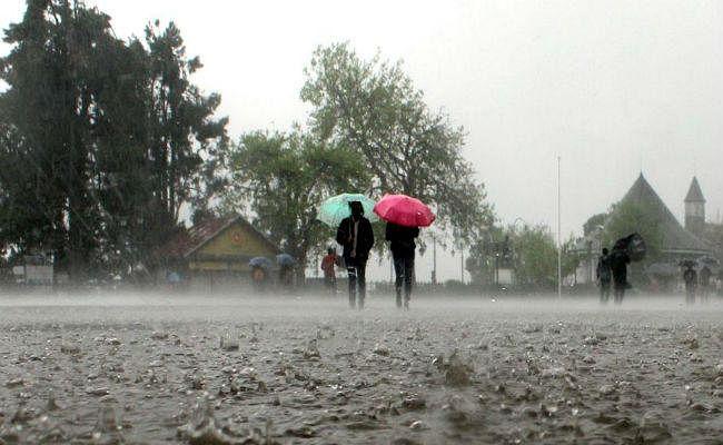 भारी बारिश की संभावना