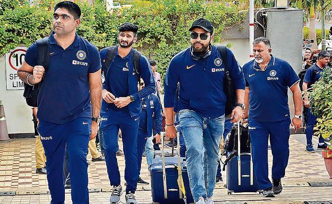 दिल्ली के बाद अब दूसरे ''टी-20'' पर मंडराया ''महा'' खतरा, छह या सात को राजकोट पहुंचेगा चक्रवात, होगी भारी बारिश