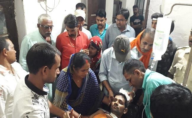 बिहार : सीवान के महाराजगंज में पान दुकानदार की गोली मारकर हत्या