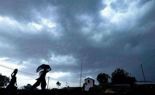 राज्य के कई जिलों में नौ को भारी बारिश की आशंका