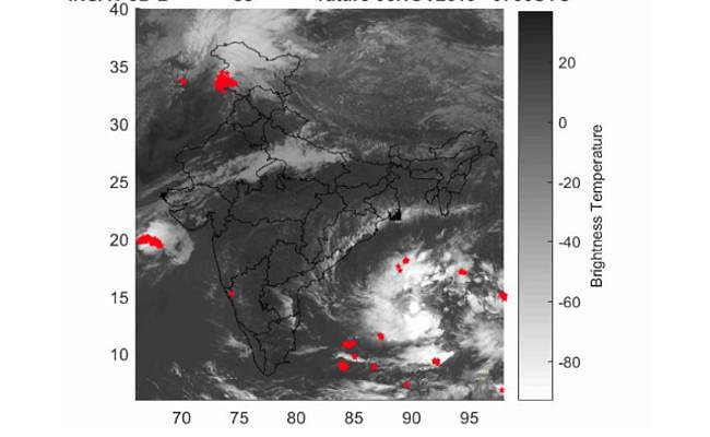 Weather Alert : बंगाल की खाड़ी पर बना विक्षोभ गहरे विक्षोभ में बदला, झारखंड के कई जिलों में होगी बारिश