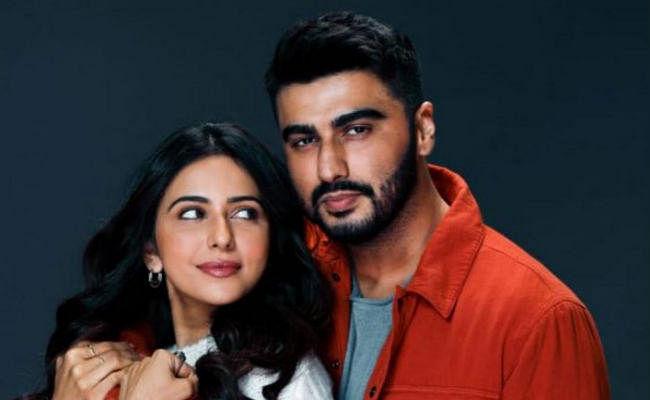 Drama Comedy फिल्म में साथ दिखेंगे अर्जुन कपूर और रकुल प्रीत
