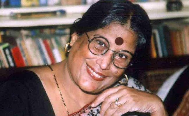 बांग्ला साहित्यकार पद्मश्री नवनीता देव सेन का निधन