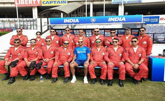 बांग्लादेश को आखिरी टी20 में पटखनी देने से पहले इन योद्धाओं से मिली टीम इंडिया