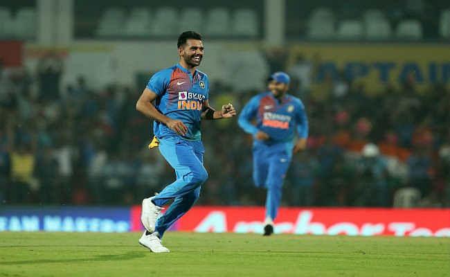 भारतीय तेज गेंदबाजों ने लगायी हैटट्रिक की हैटट्रिक: शमी, बुमराह के बाद दीपक चाहर ने किया कमाल