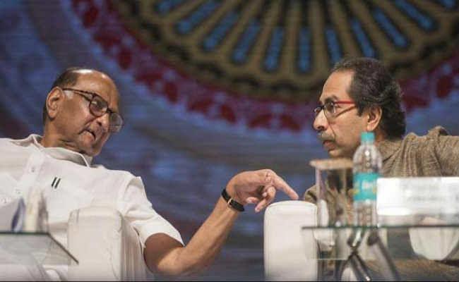 महाराष्ट्र की सरकार का फैसला आज दिल्ली में , शिवसेना को समर्थन देने के मुद्दे पर कांग्रेस पसोपेश  में