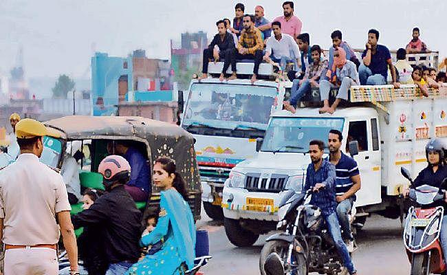 बिहार में एक साथ 45 पुलिसवाले घूस लेने के आरोप में सस्पेंड, एफआइआर भी दर्ज