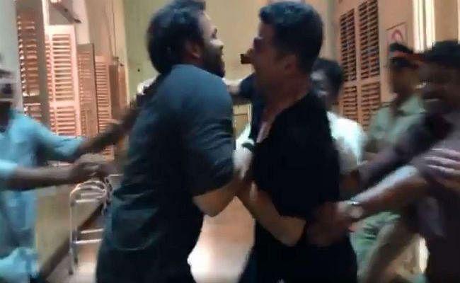VIDEO: अक्षय कुमार और रोहित शेट्टी में हुई हाथापाई, बुलानी पड़ी पुलिस