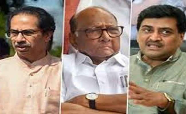 महाराष्ट्र में शिवसेना को झटका, कांग्रेस-राकांपा ने कहा- सरकार बनाने पर अभी कोई फैसला नहीं