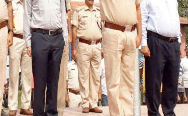 झारखंड स्थापना दिवस : 60 पुलिसकर्मी स्थापना दिवस पर होंगे सम्मानित