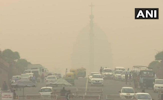 Delhi-NCR में वायु गुणवत्ता गंभीर श्रेणी में