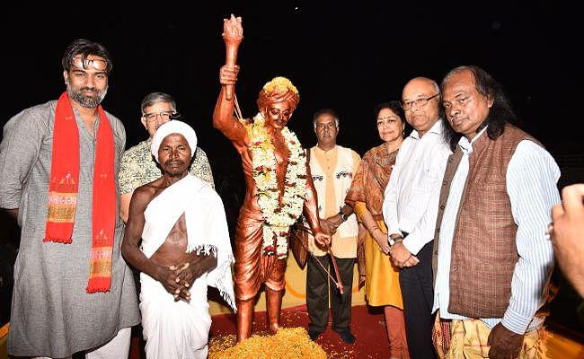 Jharkhand : जमशेदपुर में जनजातीय संवाद सम्मेलन 'आदिवासियत आज'