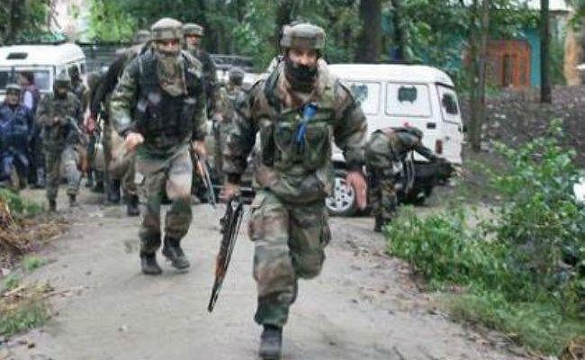 उत्तरी कश्मीर में पांच संदिग्ध आतंकवादी गिरफ्तार