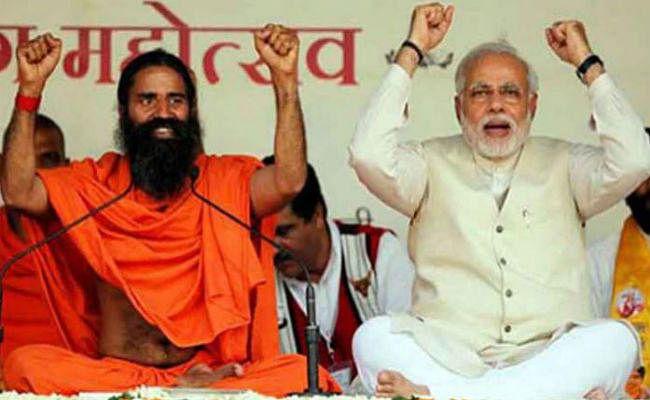 PM मोदी रखें राम मंदिर की आधारशिला : रामदेव