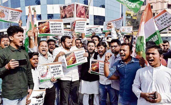 सोनिया गांधी के परिवार की एसपीजी सुरक्षा हटाने का विरोध, कांग्रेस ने केंद्र को घेरा