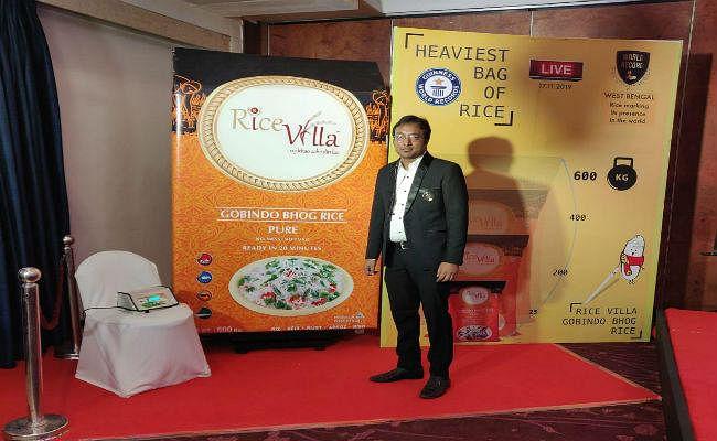 बंगाल के गोविंद भोग ने बनाया गिनीज बुक ऑफ विश्व रिकॉर्ड