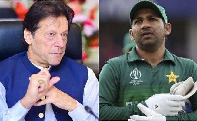 पाक पीएम इमरान ने दी सरफराज को घरेलू क्रिकेट पर फोकस करने की सलाह