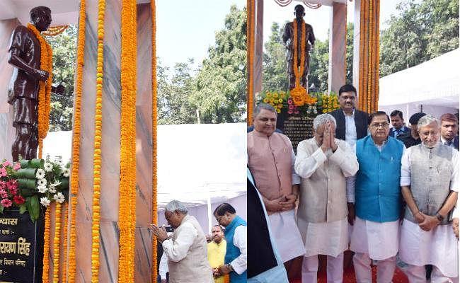 भारतीय स्वतंत्रता संग्राम के महान क्रांतिकारी बटुकेश्वर दत्त की जयंती पर मुख्यमंत्री ने दी भावभीनी श्रद्धांजलि