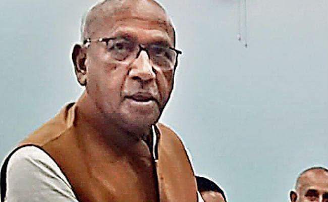 जमशेदपुर : नीतीश के साथ अच्छे संबंध के कारण कटा मेरा टिकट : सरयू राय
