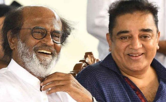 कमल हासन ने तमिलनाडु के मुख्यमंत्री पर रजनीकांत की टिप्पणियों का किया समर्थन