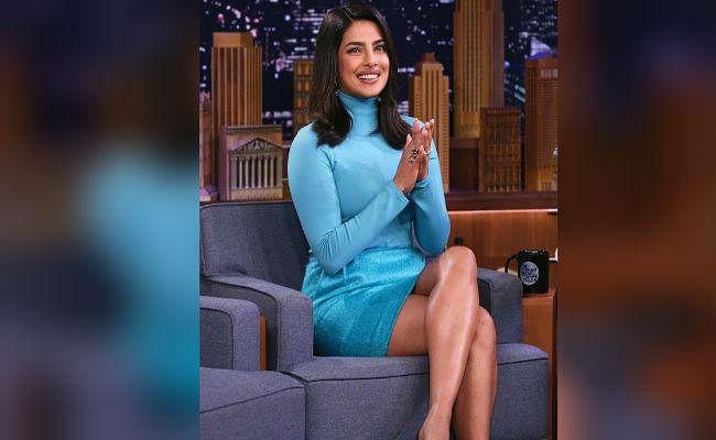 दुनियाभर में सबसे ज्यादा सर्च की जानेवाली भारतीय अभिनेत्री प्रियंका चोपड़ा