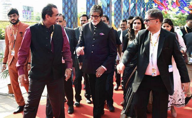 उम्मीद है हम ऐसी फिल्में बनाते रहेंगे जो लोगों को साथ लायेगी : अमिताभ बच्चन