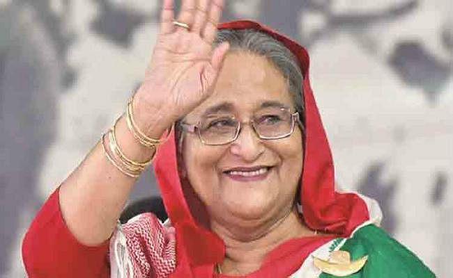 कोलकाता में ऐतिहासिक डे-नाईट टेस्ट देखने आयेंगी  बांग्लादेश की प्रधानमंत्री शेख हसीना