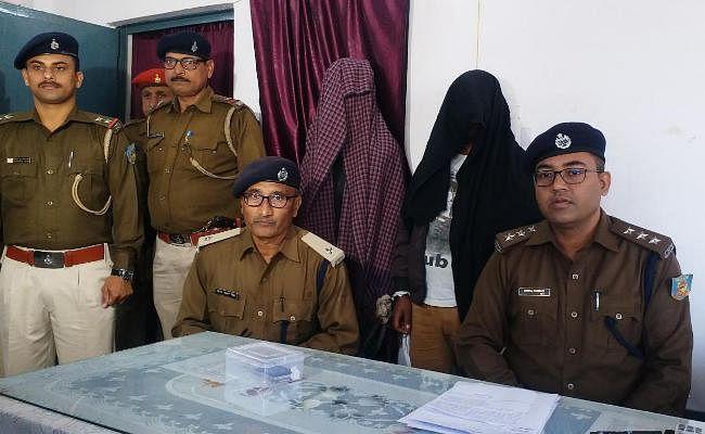 दिनेश गोप के नाम पर साले से मांग रहा था 4 लाख रुपये की रंगदारी, कांके पुलिस ने 2 को किया गिरफ्तार