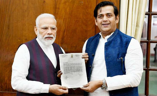 रवि किशन ने PM मोदी से पटना में NSD केंद्र खोलने का किया आग्रह, कहा- बिहार, झारखंड के कलाकारों को होगा फायदा