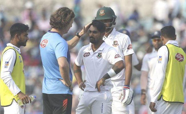 #INDvsBAN: लिटन दास के सिर पर लगी गेंद, मेंहदी हसन बने कन्कशन सब्सिट्यूट; जानें क्या कहता है नियम