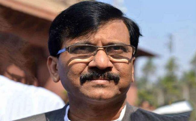 संजय राउत का आरोप : भाजपा से हाथ मिलाने के लिए अजित पवार को किया गया ब्लैकमेल
