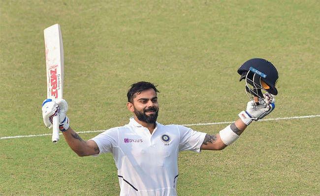 IND vs BAN, 2nd Test day 2 : कोहली ने जड़ा शतक, इशांत के 'चव्वा'' के बाद मुशफिकुर ने बढ़ाया इंतजार